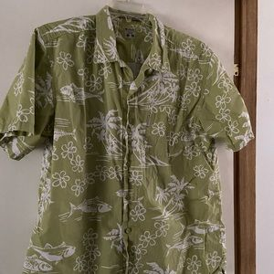 Men's Columbia Shirt Sz XL